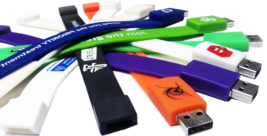 Why Choose USB Wristbands